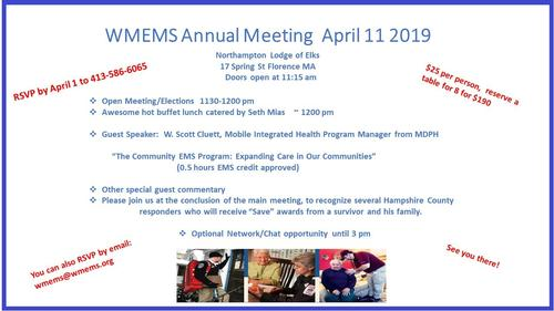 News - Western Mass Emergency Medical Services
